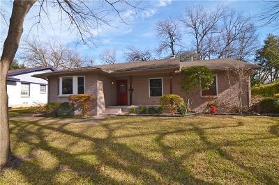 Dallas Single Family Home For Sale: 11816 Donore Lane