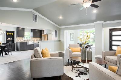 Dallas County Single Family Home For Sale: 8809 Flint Falls Drive