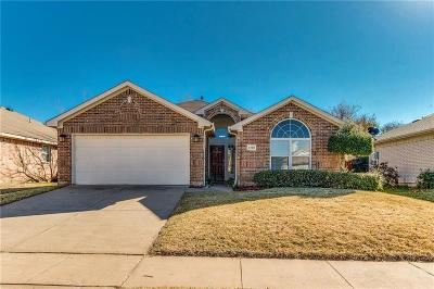 Corinth TX Single Family Home For Sale: $234,900