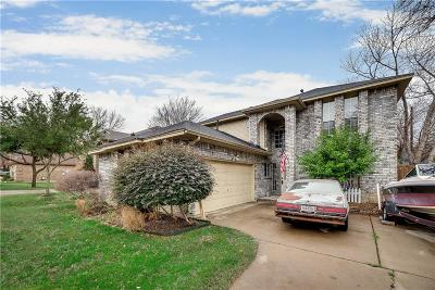 Grapevine Single Family Home For Sale: 4332 Greenwood Lane