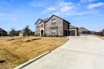 Wylie Single Family Home For Sale: 401 Pendall Drive