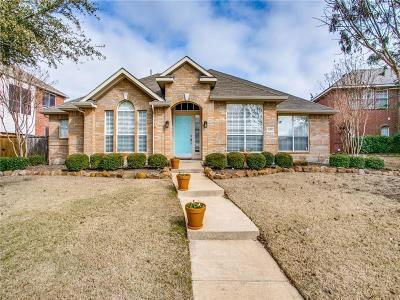 Rowlett Single Family Home For Sale: 6406 Westover Drive