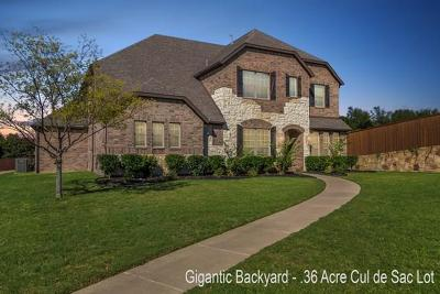 Mckinney Single Family Home For Sale: 2100 Camden