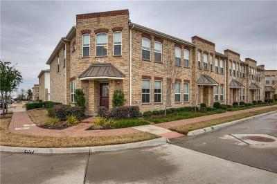 Lewisville Townhouse For Sale: 205 Lily Lane