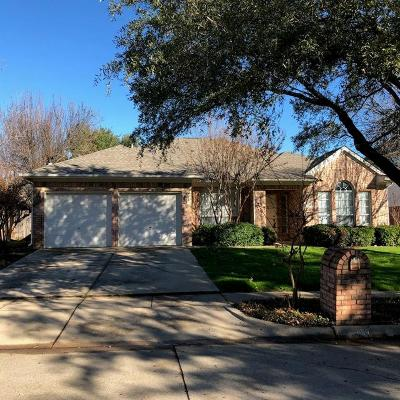 Keller Single Family Home For Sale: 629 Cherry Tree Drive