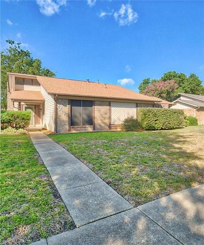 Garland Single Family Home For Sale: 2217 Pueblo Drive