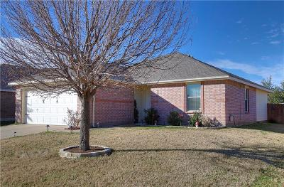 Anna TX Single Family Home Active Option Contract: $169,900