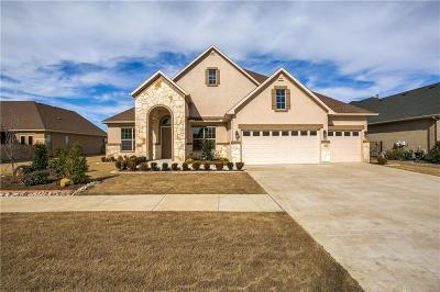 Denton Single Family Home For Sale: 9504 Crestview Drive