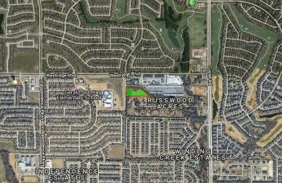 Frisco Residential Lots & Land For Sale: 1721 Memory Lane #6