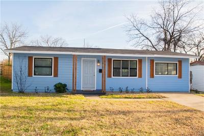 Dallas County Single Family Home For Sale: 11846 Oberlin Drive