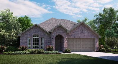 Denton County Single Family Home For Sale: 3237 Lakewood Bluffs Trail