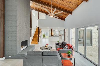 Single Family Home For Sale: 3848 Royal Lane