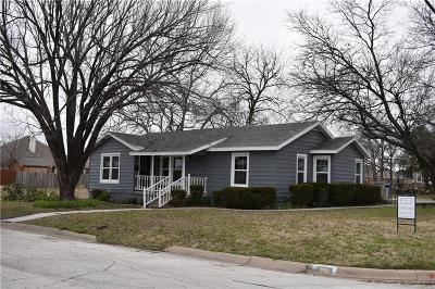 Haltom City Single Family Home For Sale: 4133 Doyle Street
