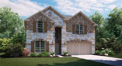 Lewisville Single Family Home For Sale: 1200 Lake Falls Terrace