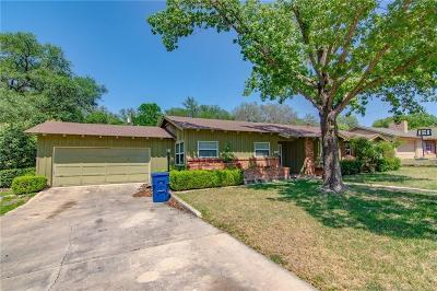 Comanche County, Eastland County, Erath County, Hamilton County, Mills County, Brown County Residential Lease For Lease: 3910 Glenwood Drive #1