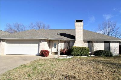 Farmersville Single Family Home Active Option Contract: 420 State Highway 78 N