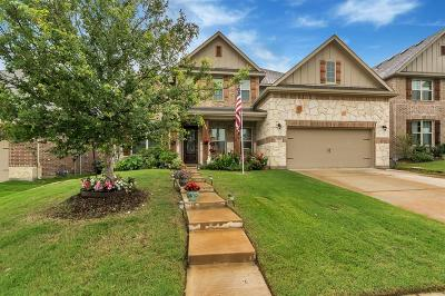 McKinney Single Family Home For Sale: 2409 Marshbrook Drive