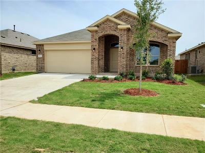 Single Family Home For Sale: 1040 Spanish Needle Trail