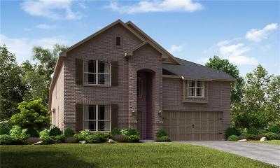 Lewisville Single Family Home For Sale: 1203 Lakefirth Path