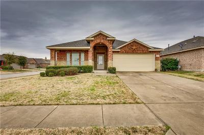 Royse City Single Family Home For Sale: 1220 Bent Tree Road