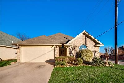 Keller Single Family Home For Sale: 2143 Rim Rock Drive