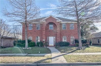 Mckinney Single Family Home Active Option Contract: 3207 Orchid Drive