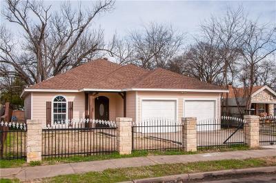 Dallas Single Family Home For Sale: 1709 Nolte Drive