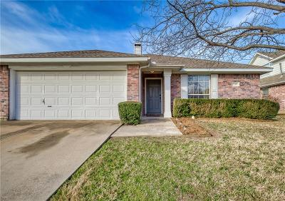 Mckinney Single Family Home Active Option Contract: 2207 Oleander Way