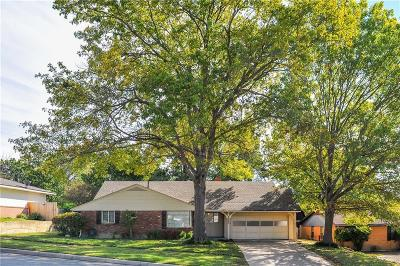 Fort Worth Single Family Home For Sale: 3505 Cordone Street