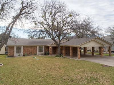 Granbury Single Family Home For Sale: 4114 Apache Trail Court