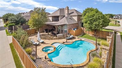Allen Single Family Home For Sale: 1801 Marshall Drive