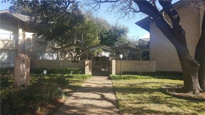 Dallas Condo Active Option Contract: 11116 Valleydale Drive #C