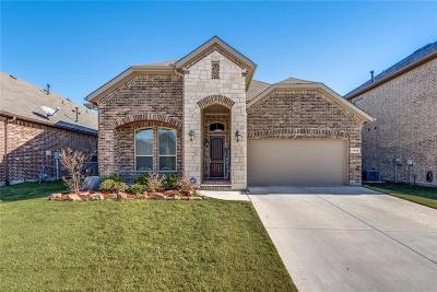 Denton Single Family Home For Sale: 4005 Gennaker Drive