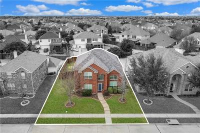 The Colony Single Family Home For Sale: 6353 Rolling Hill Road