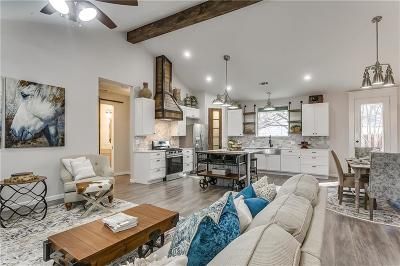 Weatherford Single Family Home For Sale: 301 W Russell Street