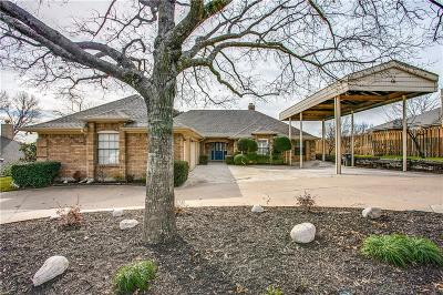 Fort Worth Single Family Home For Sale: 7517 Westwind Court