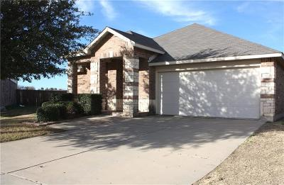 Single Family Home For Sale: 16921 Fenwick Court