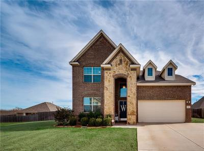 Forney Single Family Home For Sale: 3006 Limestone Circle
