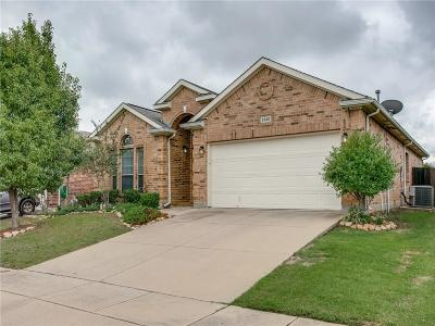 Single Family Home Active Option Contract: 2320 Spruce Springs Way