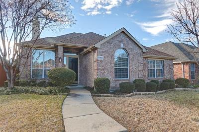 Allen Single Family Home Active Option Contract: 2005 Saint Anne Drive