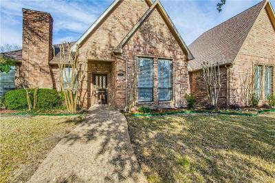 Carrollton Single Family Home For Sale: 2319 Highlands Creek Road