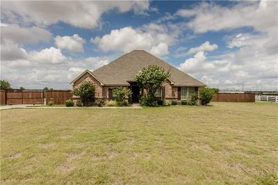 Haslet Single Family Home Active Kick Out: 11300 Lonesome Mountain Trail