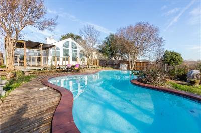 Garland Single Family Home For Sale: 2110 Country Oaks Drive