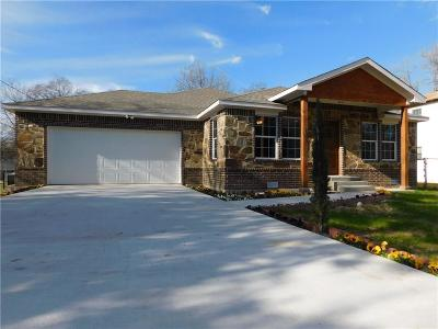 Seagoville Single Family Home For Sale: 1010 Netherland Drive