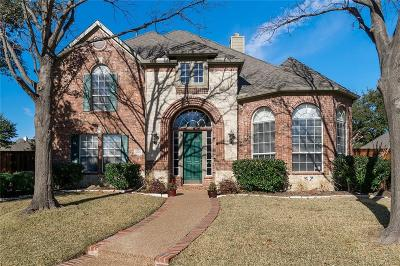 Allen Single Family Home For Sale: 1520 Westmont Drive