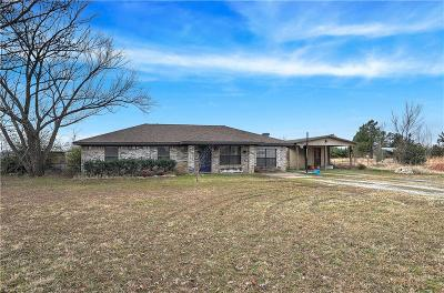 Denison Single Family Home Active Option Contract: 1636 Middle Road