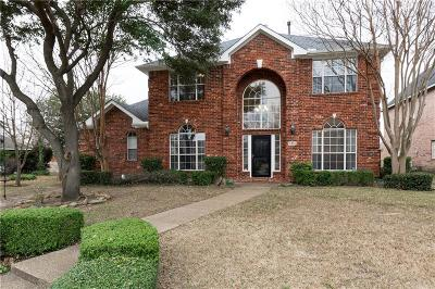 Richardson Single Family Home For Sale: 5414 Faversham Drive
