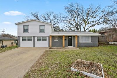 Lake Worth Single Family Home For Sale: 4024 Shawnee Trail