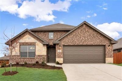 Weatherford Single Family Home For Sale: 1016 Deer Valley Drive