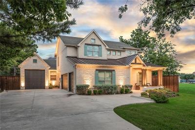 Keller Single Family Home Active Option Contract: 1033 Judge Bland Road